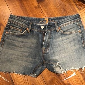 7 for all mankind 28 cut offs